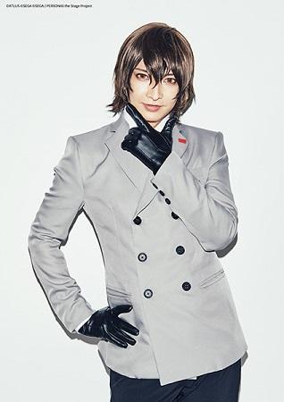 Yoshihide Sasaki - Goro Akechi